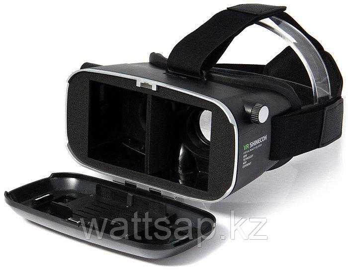 Очки виртуальной реальности VR shinecon с откидной передней панелью