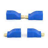 Удлинитель HDMI по витой паре (30м) EXTENDER, фото 4