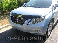 Мухобойка (дефлектор капота) Lexus RX 350 09-