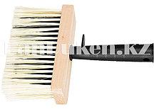 Кисть макловица 17х7 см с искусственной щетиной и пластмассовой ручкой MATRIX 84086 (002)