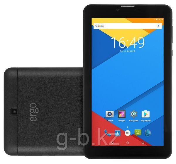 """Планшет 7"""" Ergo A 710 (3G) черный"""