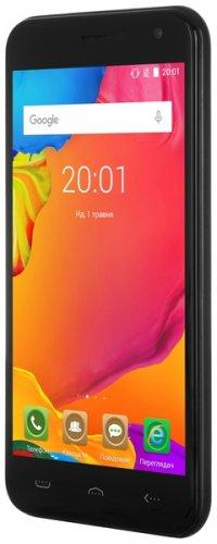 """Смартфон 5"""" Ergo A502 черный"""