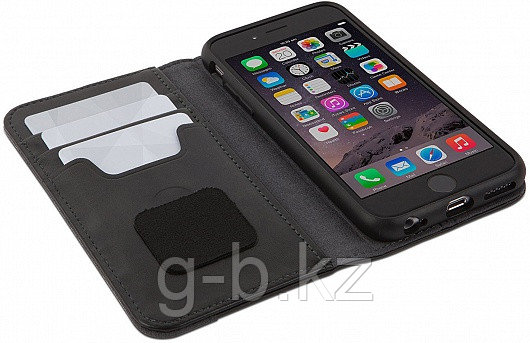 Moshi Чехол для iPhone 6, Overture, Black