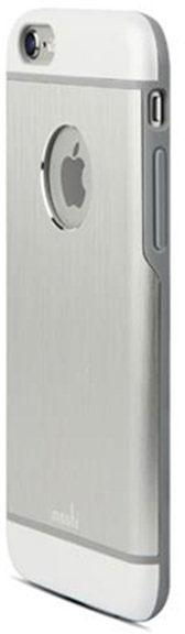 Чехол для смартфона iGlaze Armour (iPhone 6) Silver, Metallic Case