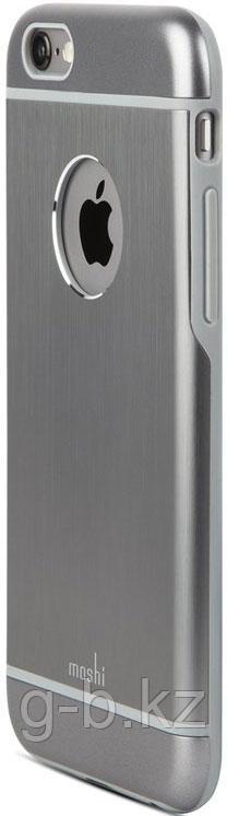 Чехол для смартфона IGLAZE ARMOUR (IPHONE 6) серебро Metallic Case