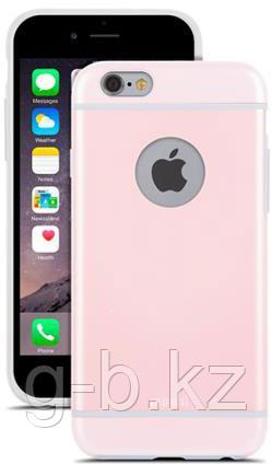 Чехол для смартфона Moshi IGLAZE (IPHONE 6) розовый
