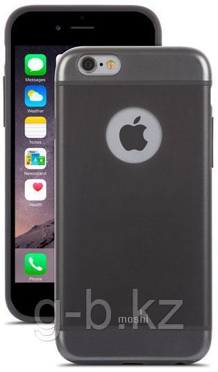 Чехол для смартфона Moshi iPhone 6, iGlaze, Black