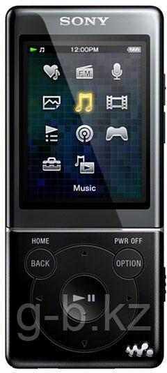 MP3 плеер Sony NWZ-E474 8GB черный