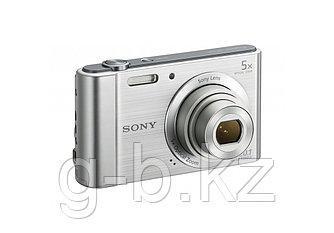 Фотоаппарат компактный Sony DSC-W800 Серебро