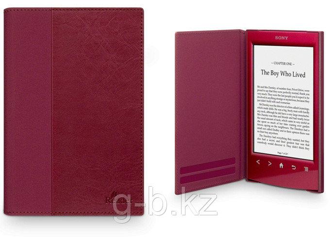 Чехол для электронной книги Sony PRS-ASC22 (PRS-T2) красный