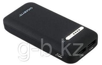 Зарядное устройство Power bank Gigabyte 6000 BLACK (GZ-G60B0) черный