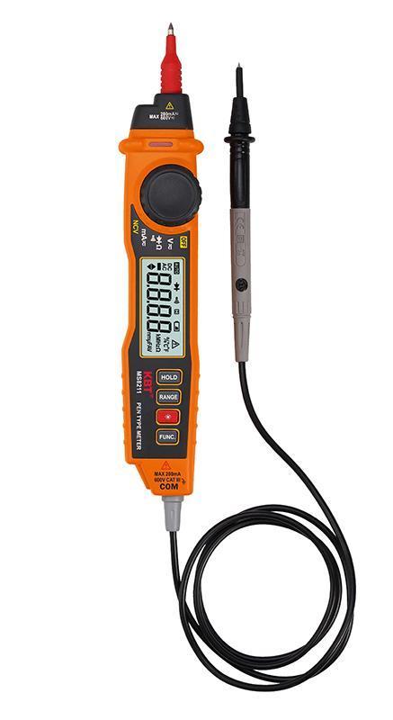 Мультиметр с бесконтактным детектором напряжения ™КВТ