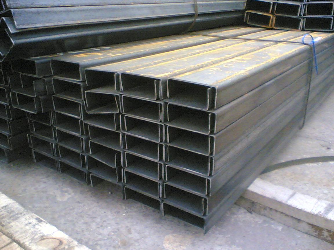 Швеллер гнутый 100х50х5 ст.09Г2С