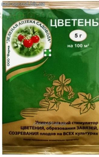 """""""Цветень"""" Стимулятор цветения и плодообразования, 5 г"""