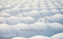 Материал укрывной белый Мега Пласт СУФ плотность 60г/м2 размеры 3,2