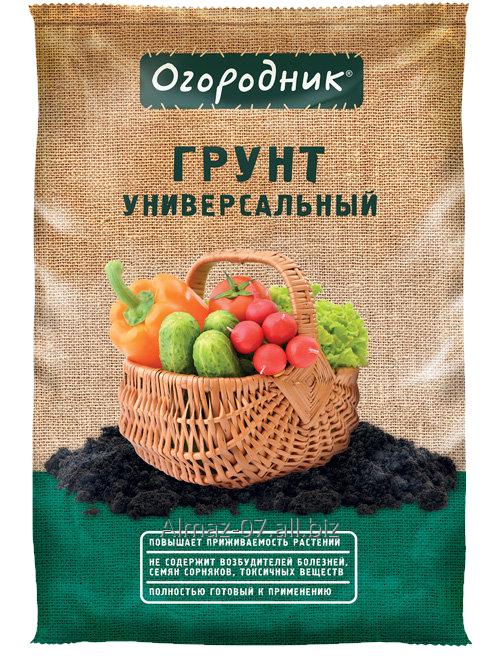Почвогрунт Огородник Универсальный 22 л