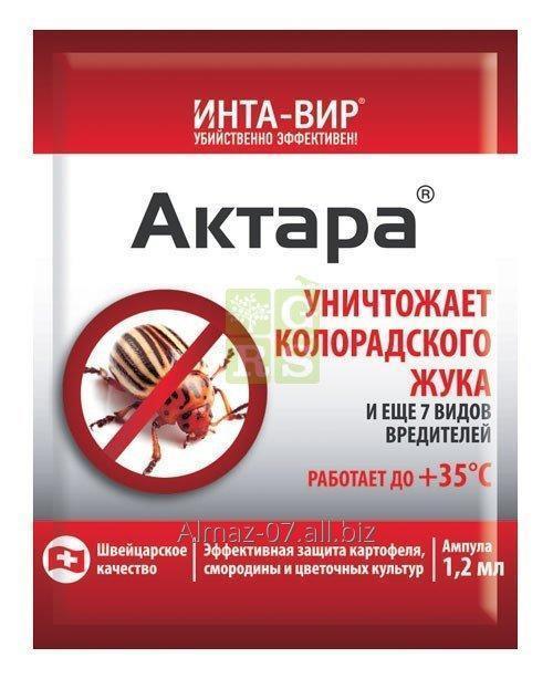 """""""Актара"""" от колорадского жука, 1.2 мл"""