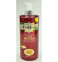 Шампунь для волос Folia, имбирь
