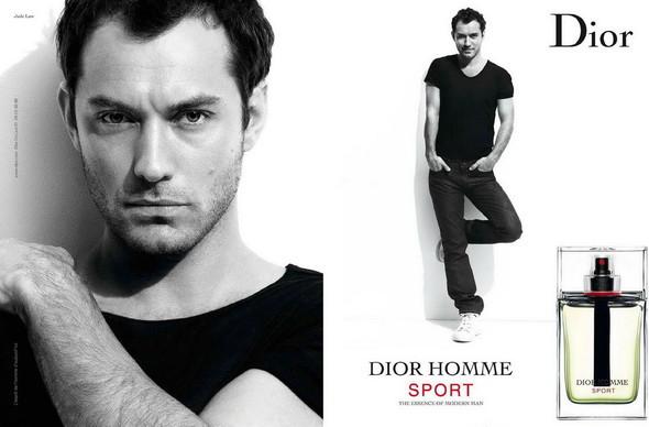 Мужской парфюм Dior Homme Sport от Dior