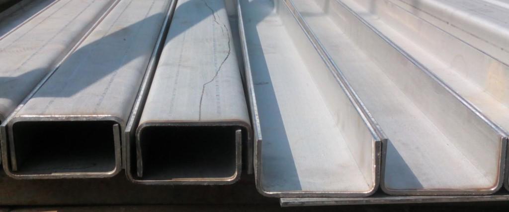 Швеллер гнутый 160х80х4 ст.3