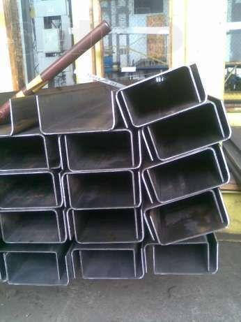Швеллер гнутый 160х100х6 ст.3, фото 2