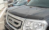 Мухобойка (дефлектор капота) на Honda Pilot/Хонда пилот 2008-