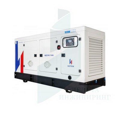 Генератор дизельный Исток АД120С-Т400-РПМ25