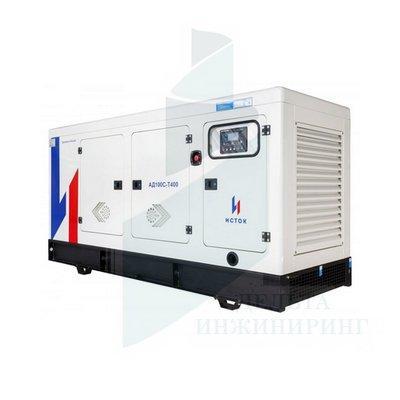 Генератор дизельный Исток АД100С-Т400-РПМ25