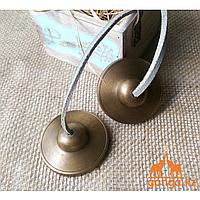 Караталы - Ударный Инструмент, диаметр - 6 см (Код 0151)