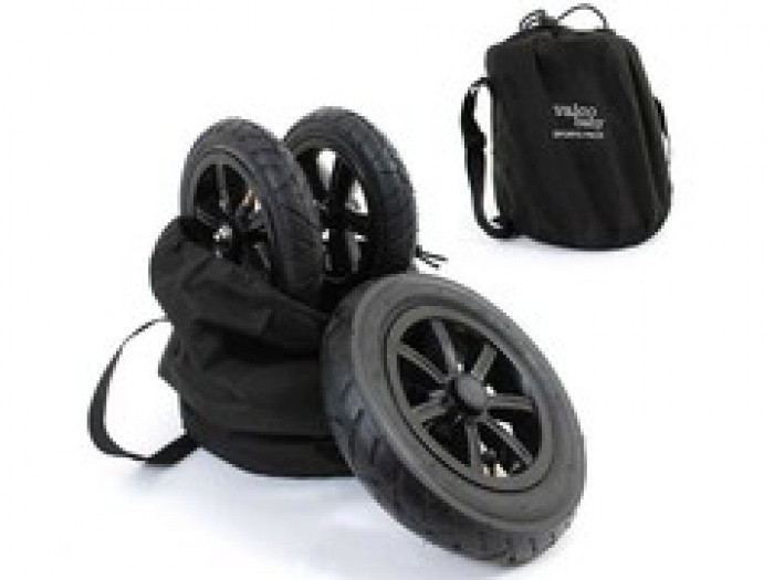 Комплект надувных колес Valco baby Sport Pack для Snap4, Black