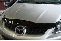 Мухобойка/дефлектор капота на Mazda CX 7 2006-2012