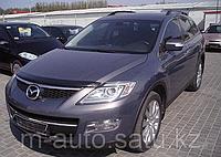 Мухобойка/дефлектор капота на Mazda CX 9, фото 1