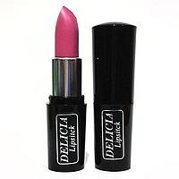 Увлажняющая матовая помада Delicia Lipstick тон 1 / кораллово-розовый
