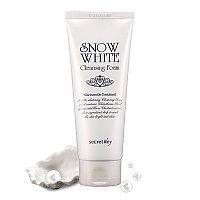 Осветляющая пенка для умывания Secret Key Snow White Cleansing Foam
