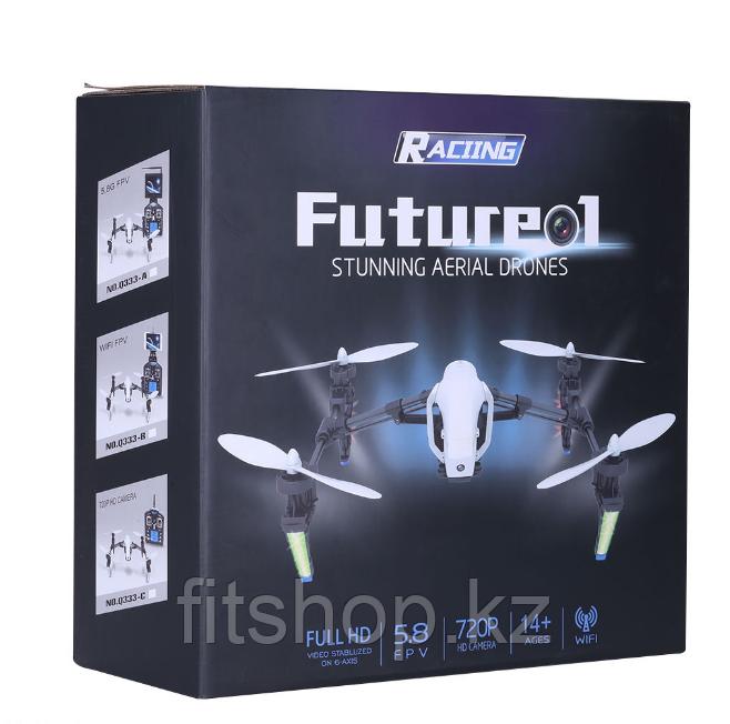Квадрокоптер Future 1 Q333-A с камерой FPV 5,8 ГГц и картой памяти