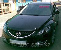 Мухобойка/дефлектор капота на Mazda 6/Мазда 6 2008-2012, фото 1