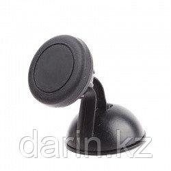 Держатель магнитный для телефона автомобильный с липучкой на стекло