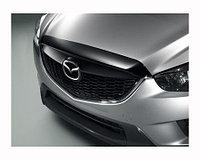 Мухобойка/дефлектор капота на Mazda CX 5 2012-, фото 1