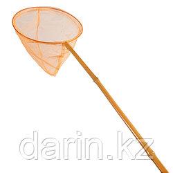 Сачок бамбуковый для ловли бабочек 120 см