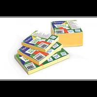 Клейкие листки EU 75х50мм, 100 листов