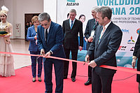 Выставка WORLDDIDAC Astana 2017