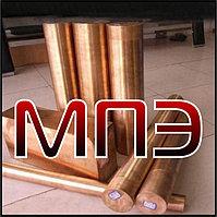 Пруток медный 36 мм ГОСТ 1535-91 круг марки сплав медь М1 состояние твердое прессованный Т мягкое М1М кругляк
