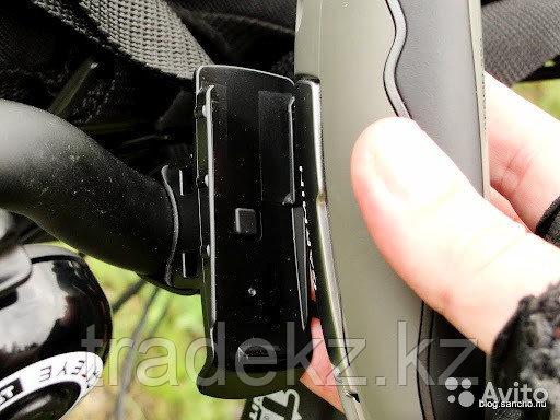 Garmin 010-11023-00 - велосипедное крепление для eTrex 10/20/30, GPSAMP 62/64, Oregon 600/650, фото 2