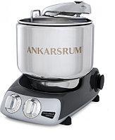 Кухонный комбайн - тестомес Ankarsrum AKM6230BC Original Assistent Basic, темно - серый