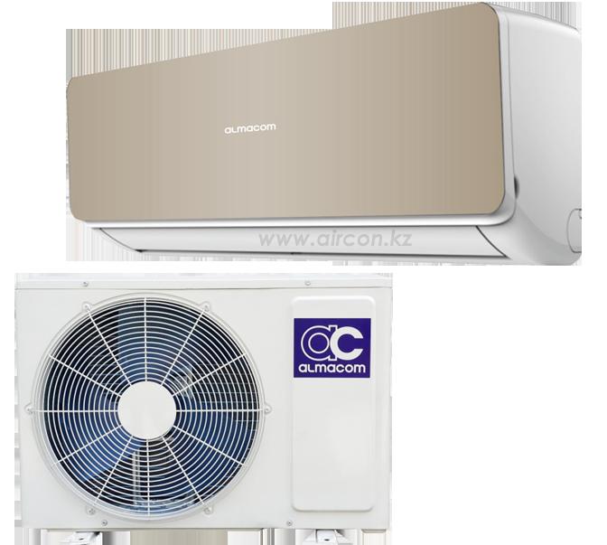Кондиционер Almacom: ACH 09G (Gold 2017)