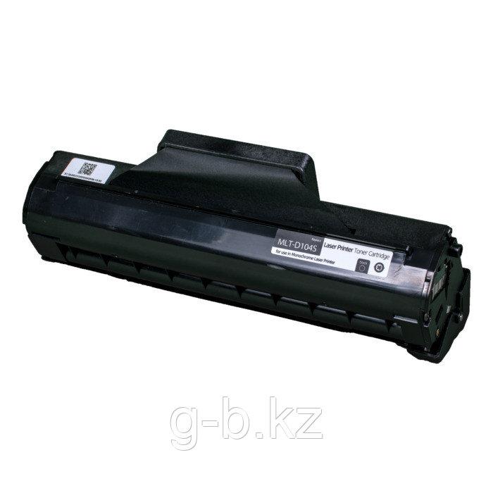 Картридж SAKURA MLTD104S для Samsung ML-1660/1665/1667/SCX-3200/3205, черный, 1500 к.