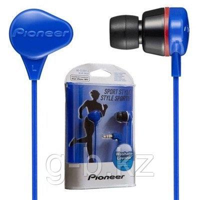 Наушники-вкладыши Pioneer SE-CL331-L синий