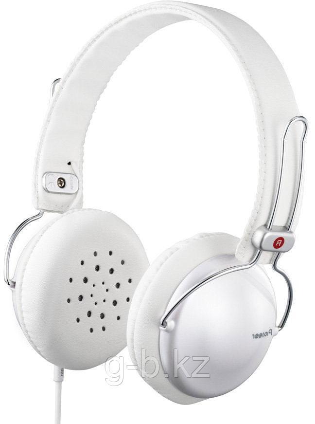 Наушники-накладные Pioneer SE-MJ151-H белый