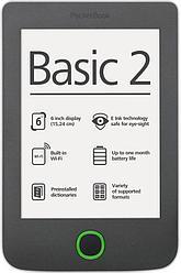 Электронная книга PocketBook PB614-Y-CIS серый