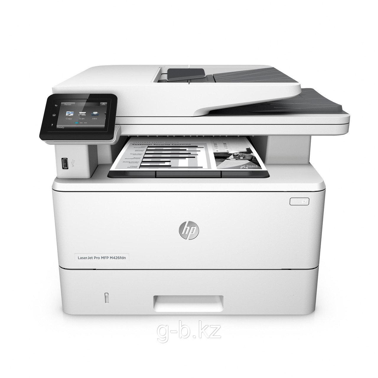МФП HP Europe Color LaserJet Pro M477fdn